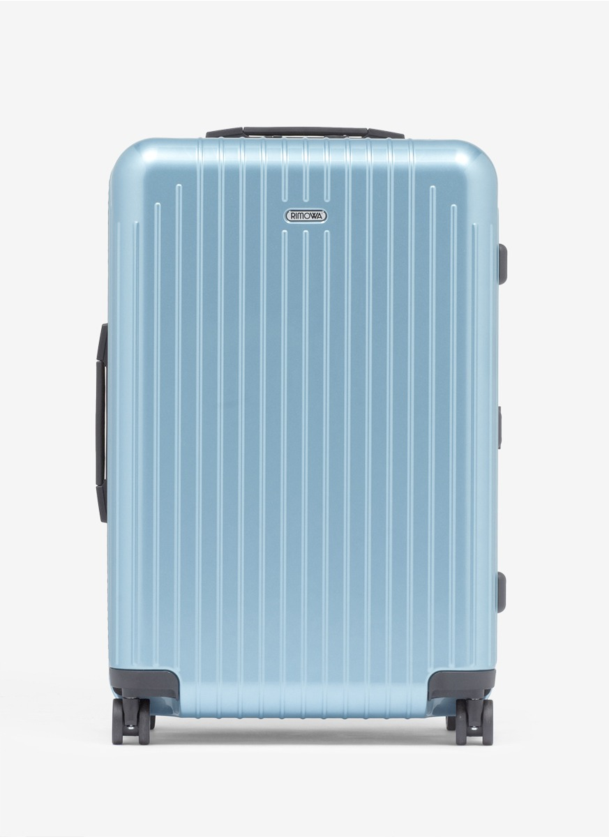 lyst rimowa salsa air multiwheel ice blue 63 litre in blue for men. Black Bedroom Furniture Sets. Home Design Ideas