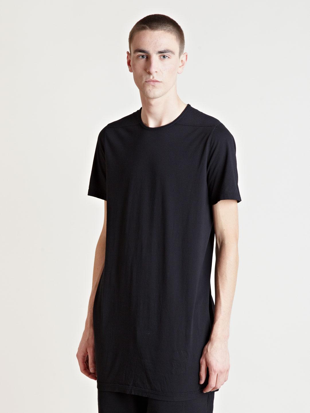 drkshdw by rick owens mens tshirt in black for men lyst