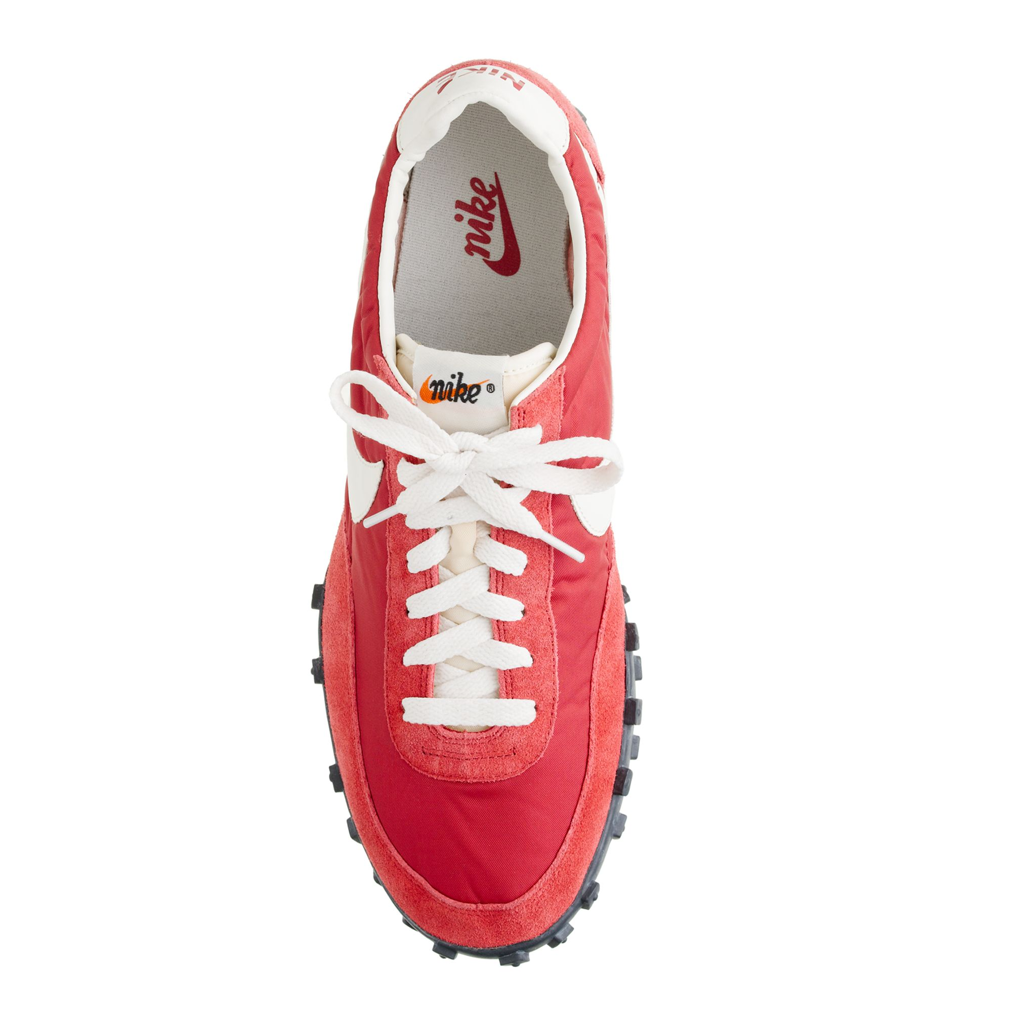 the best attitude ed7fe b746a J.Crew Nike® Vintage Collection Waffle® Racer Sneakers in Red for ...