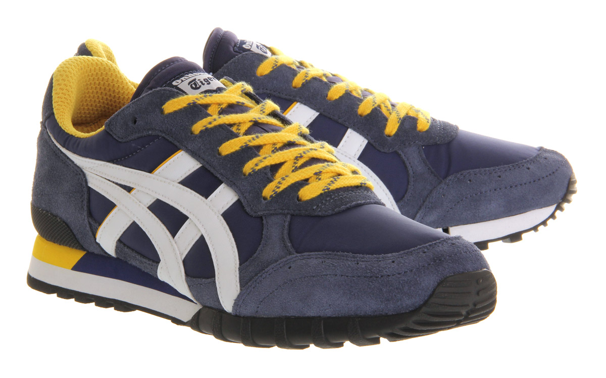 cheap for discount f6b09 00558 Onitsuka Tiger Colorado 85 in Navy (Blue) for Men - Lyst
