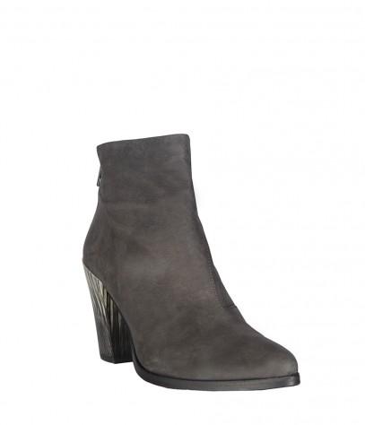 AllSaints Beau Boot in Grey (Grey)