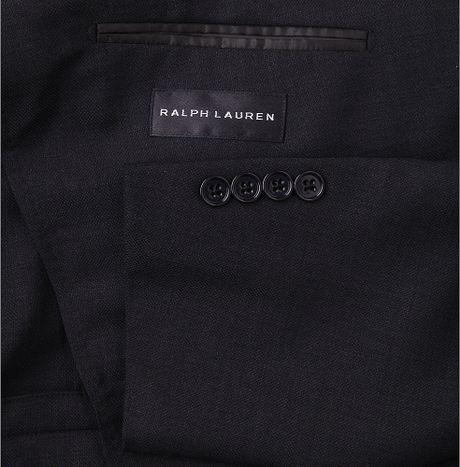 Textured Wool Suit in