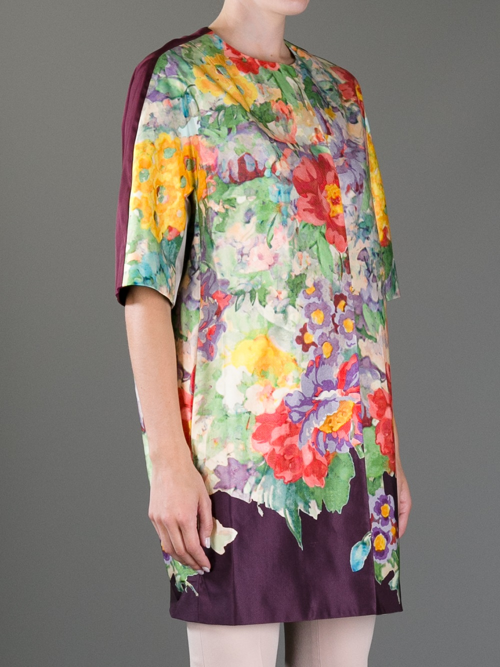Lyst Antonio Marras Floral Jacket