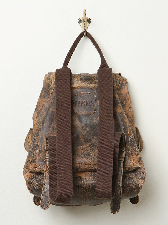 Lyst Bed Stu Jericho Backpack In Brown
