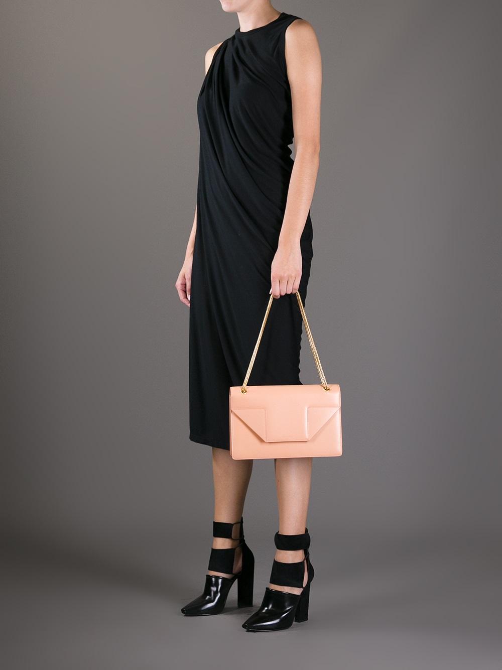 95ed50d4499 Saint Laurent Pink Medium Betty Bag