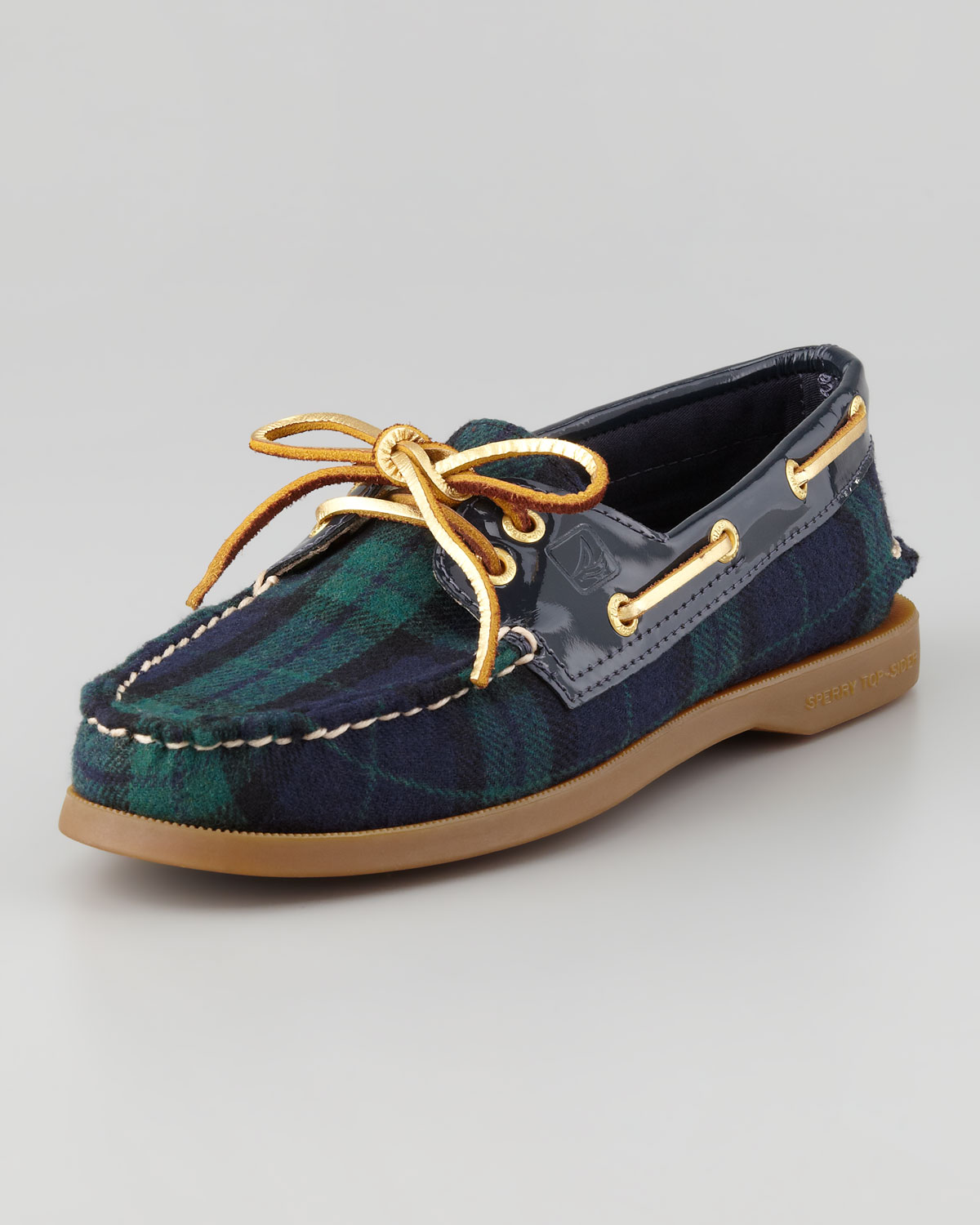 Navy Blue Sperry Boat Shoes