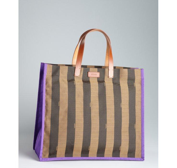 Fendi Handbags Canvas