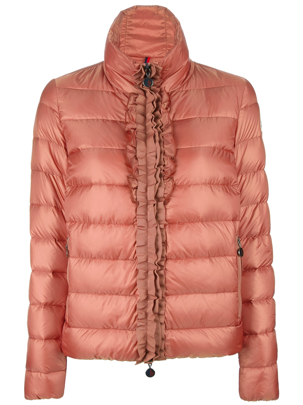 Lyst Moncler Oxalis Jacket In Orange