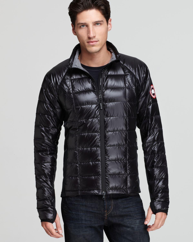canada goose packable jacket