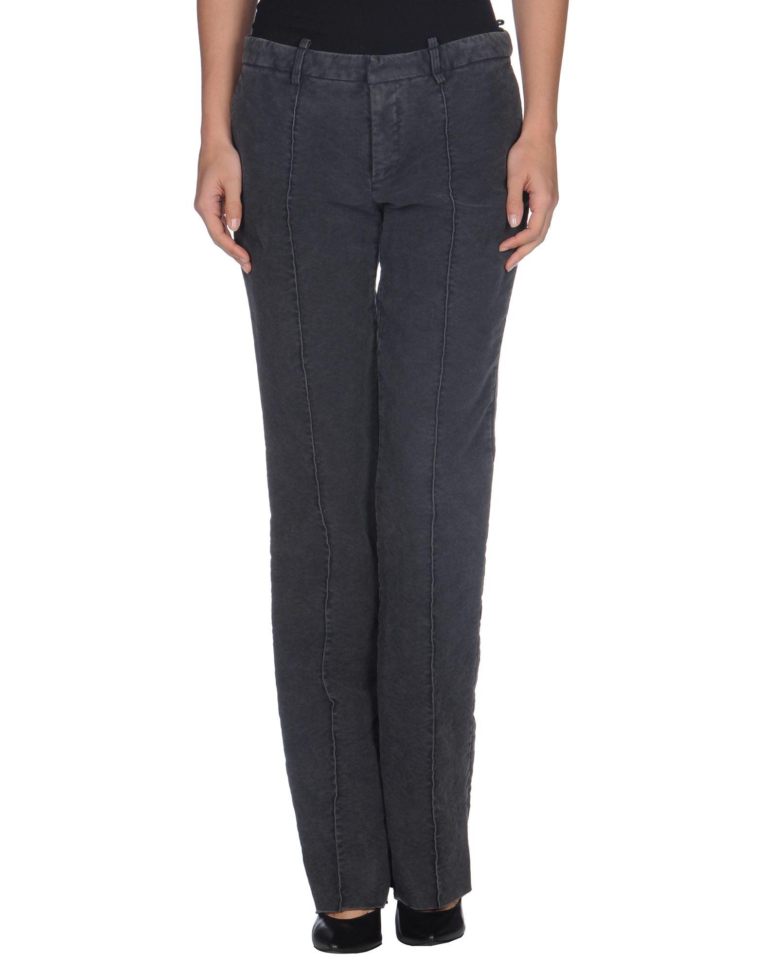 Venera Arapu Casual Trouser In Gray