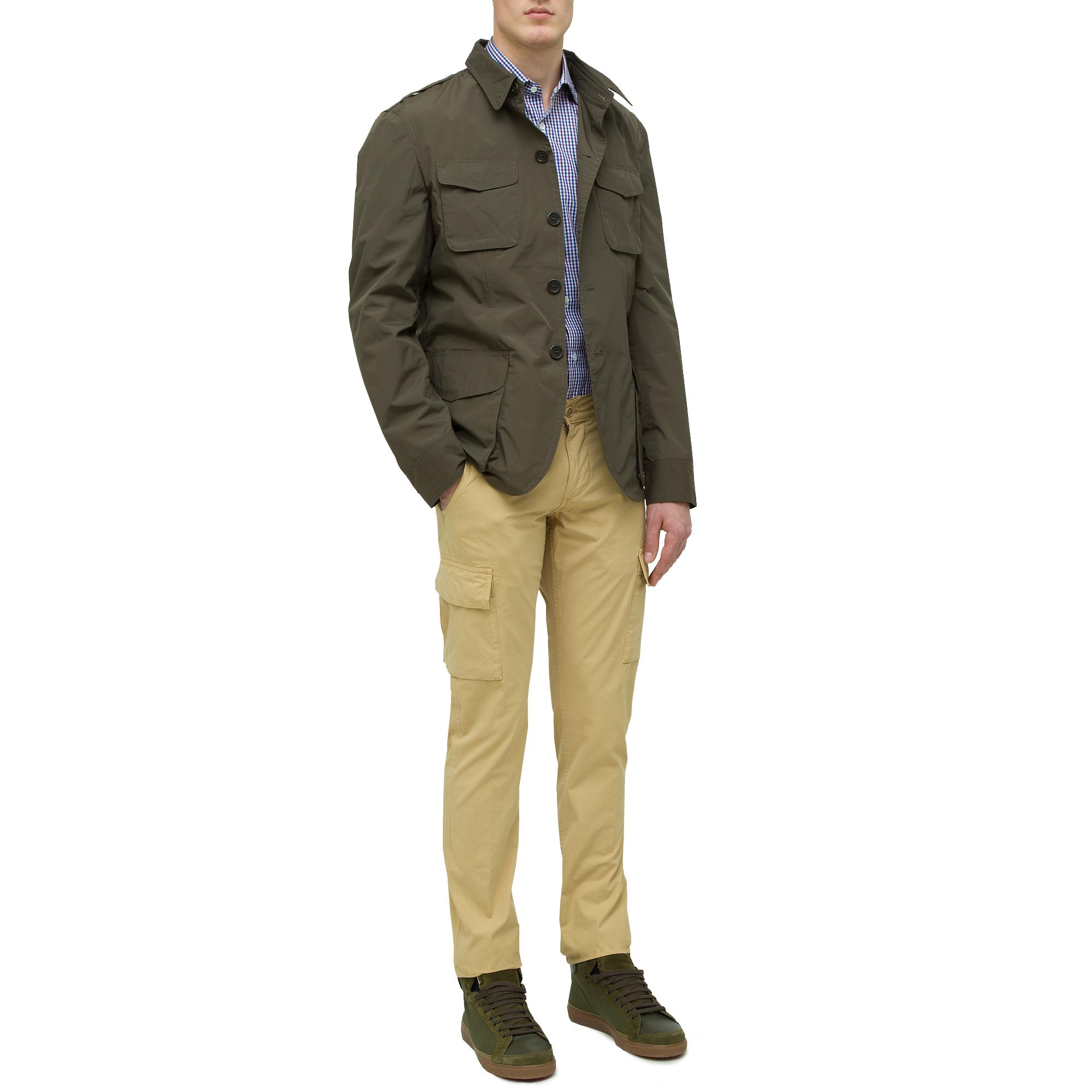 Aspesi Ciro Jacket in Green for Men