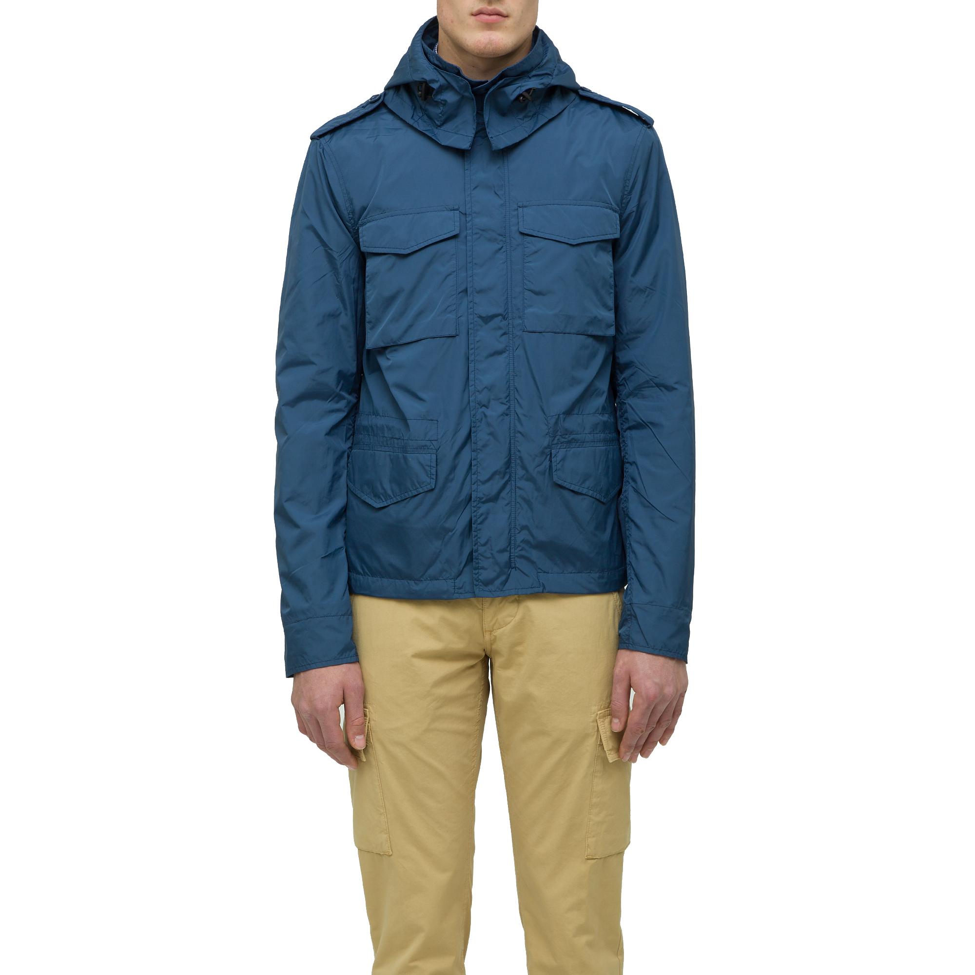 Aspesi Minifield Vento Jacket in Blue for Men