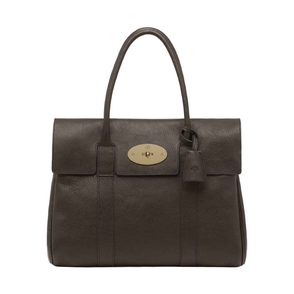 Mulberry bayswater in brown lyst for The bayswater