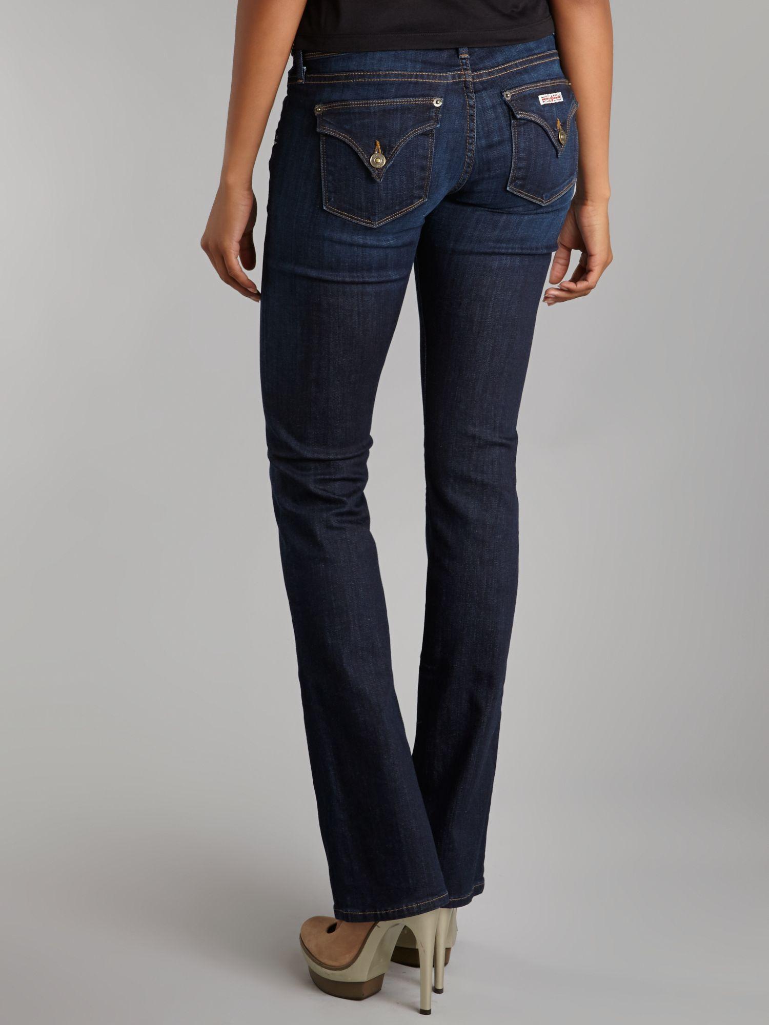 Hudson jeans Beth Baby Bootcut Jeans In Rhea in Blue  Lyst