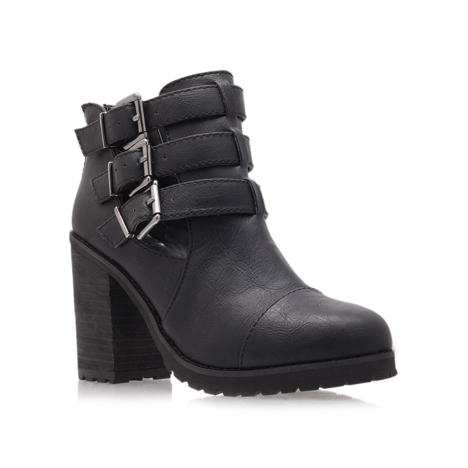 miss kg ankle boots in black lyst