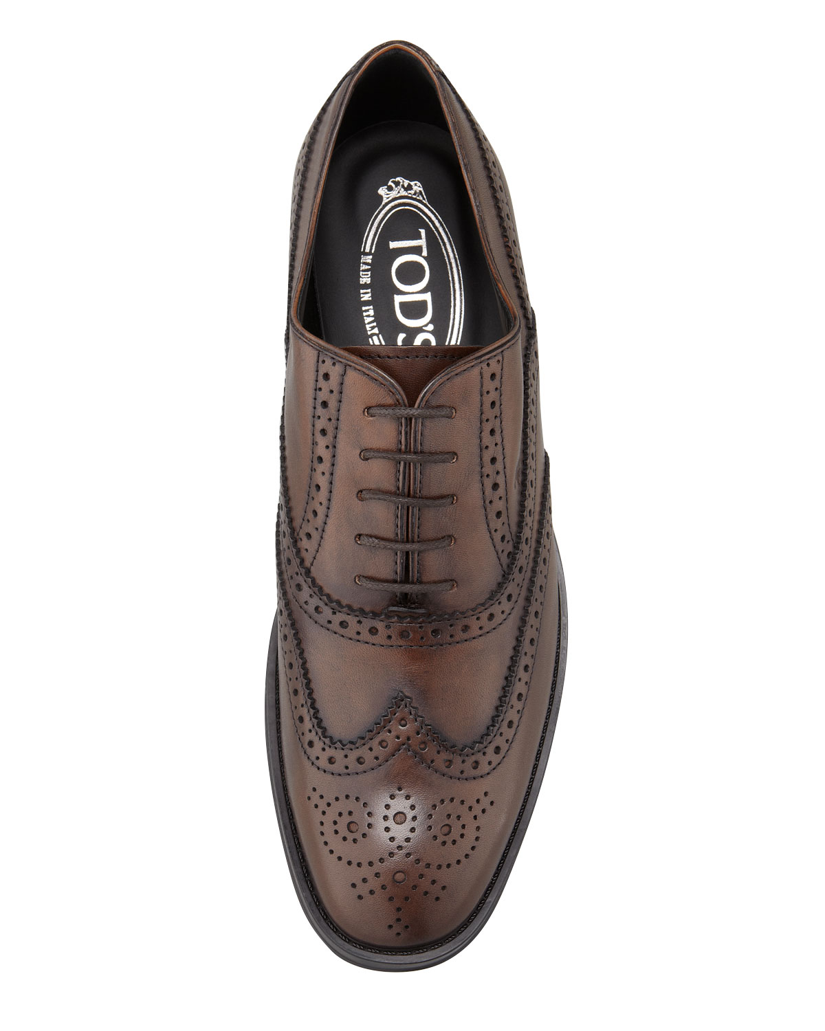 Tod's Oxford brogues cheap sale low price fee shipping huge surprise cheap price Inexpensive buy online with paypal I2LSF4s