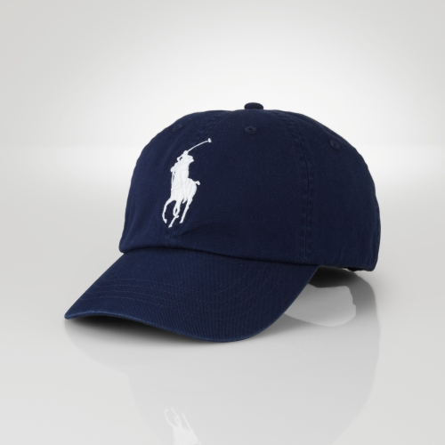 polo ralph lauren wimbledon big pony sports cap in blue. Black Bedroom Furniture Sets. Home Design Ideas