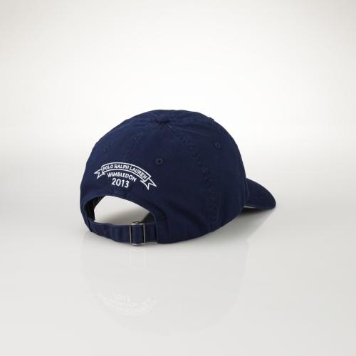 cb42d6c8edd ... inexpensive lyst polo ralph lauren wimbledon big pony sports cap in  blue for men 15bef 47a10