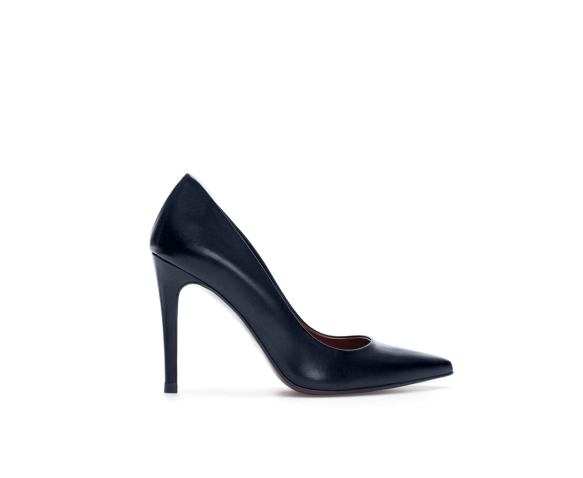 Zara Basic Collection Navy Shoe Lace