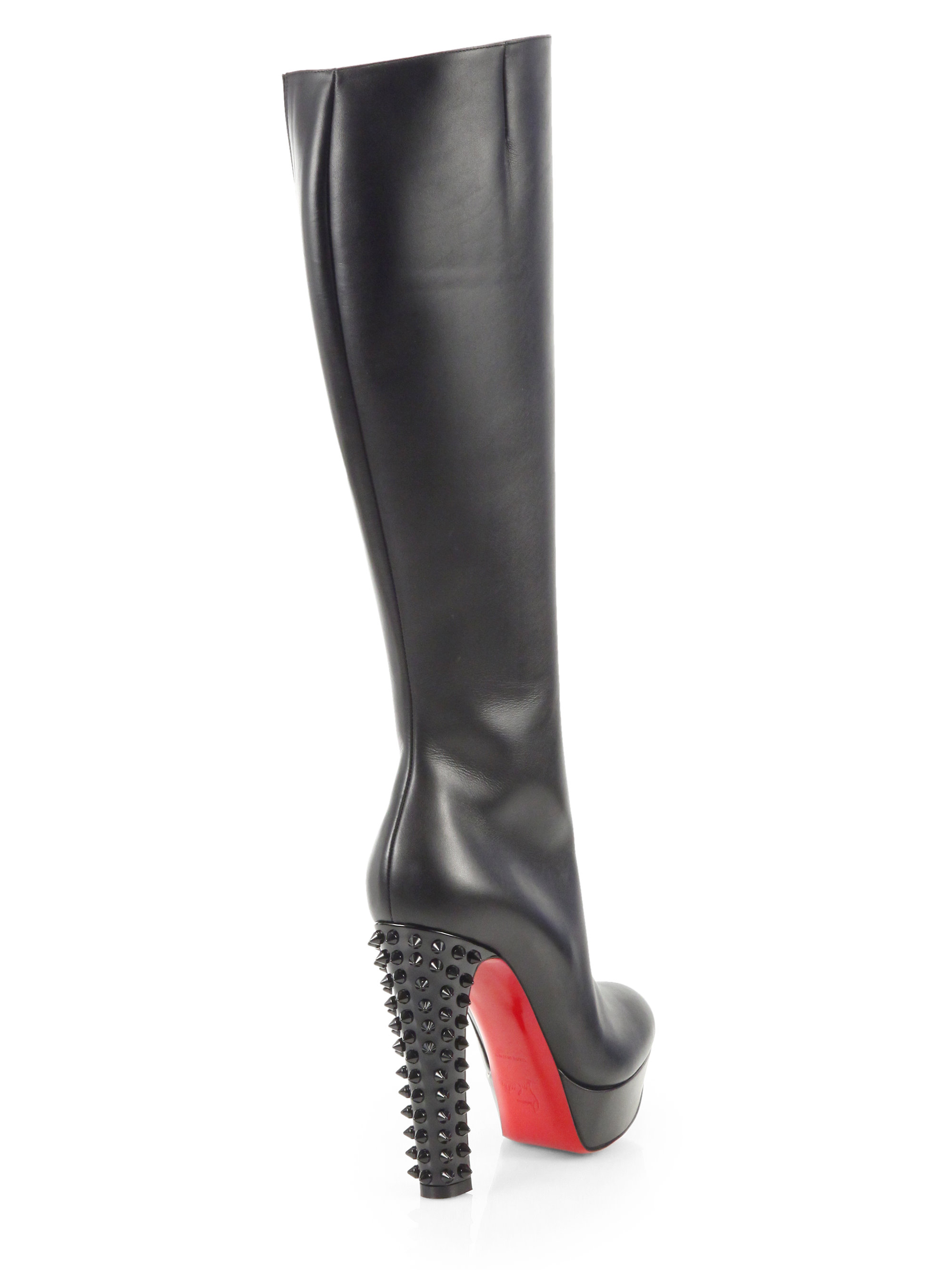 authentic online Christian Louboutin Taclou Knee-High Boots professional online cheap footlocker pictures footlocker finishline online Htl45