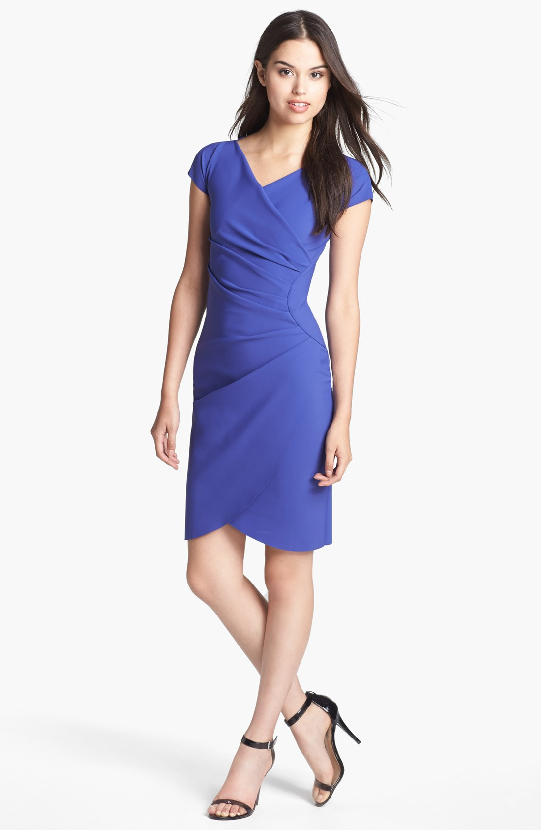 Chiara Boni The Most Popular Dress In America: La Petite Robe Di Chiara Boni Scuba Knit Sheath Dress In