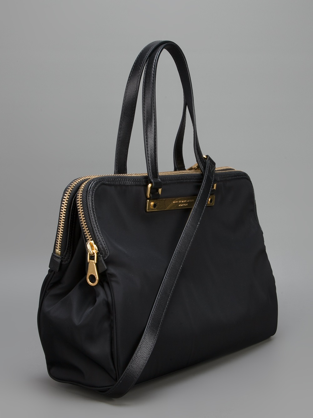 9c3ff9c99019 Marc By Marc Jacobs Work It Cindy Tote in Black - Lyst