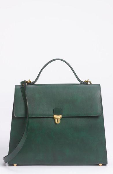 marni-faux leather crossbody bag