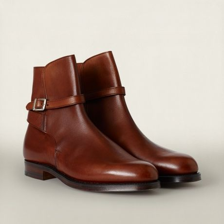 Rrl Jodhpur Boot in Brown for Men