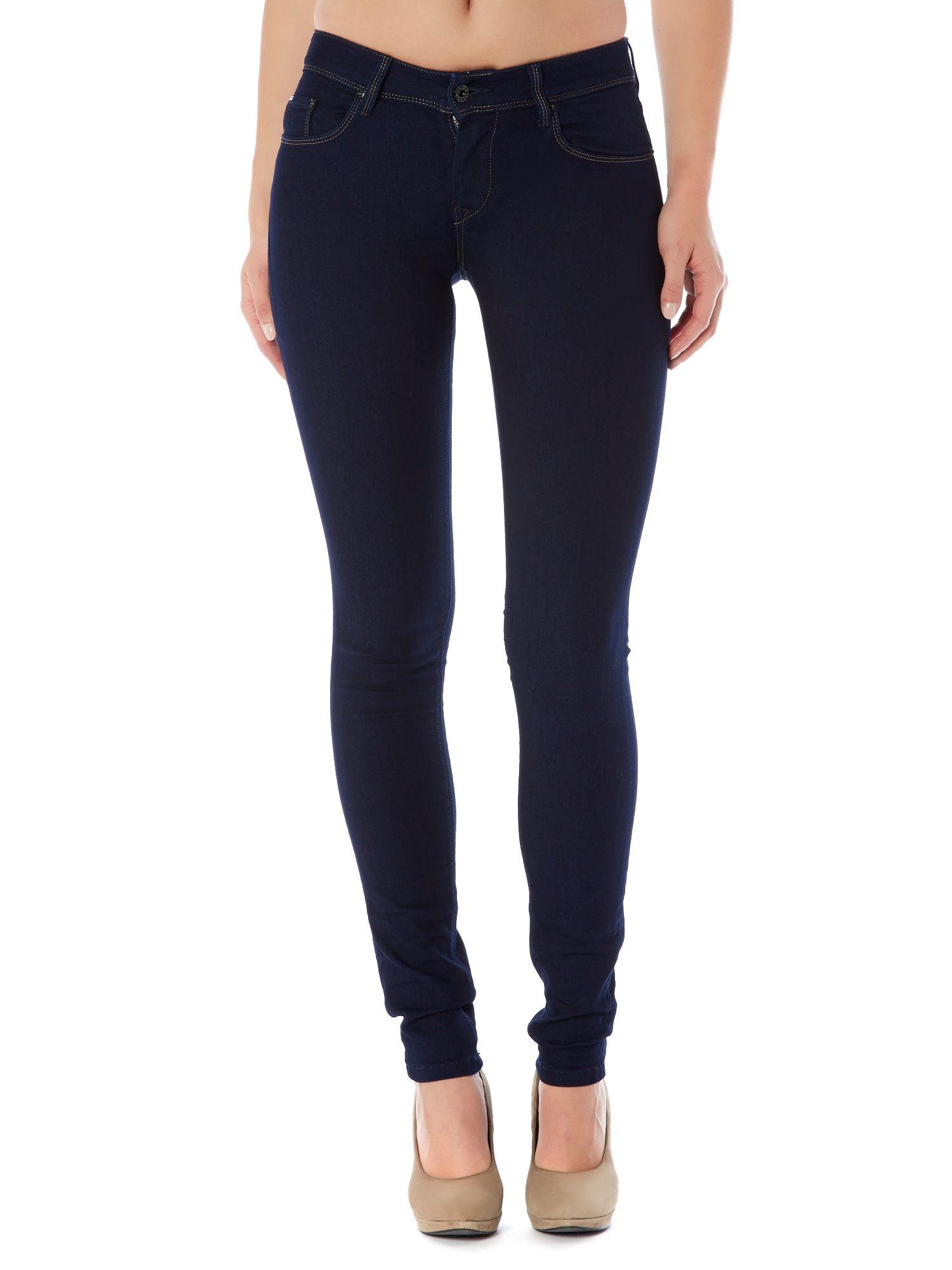 Salsa Colette Comfort Skinny Jeans in Blue