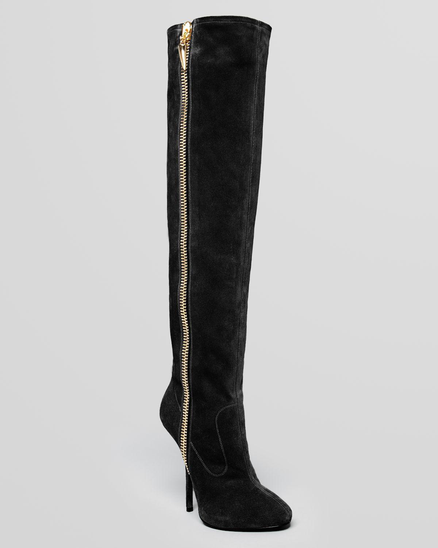 giuseppe zanotti the knee boots vera high heel in