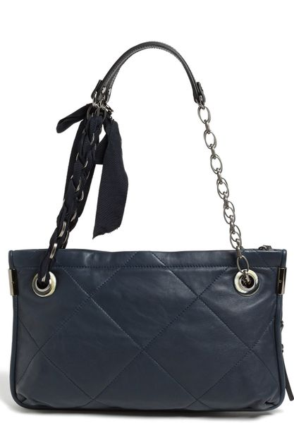 Lanvin Amalia Small Shoulder Bag 20