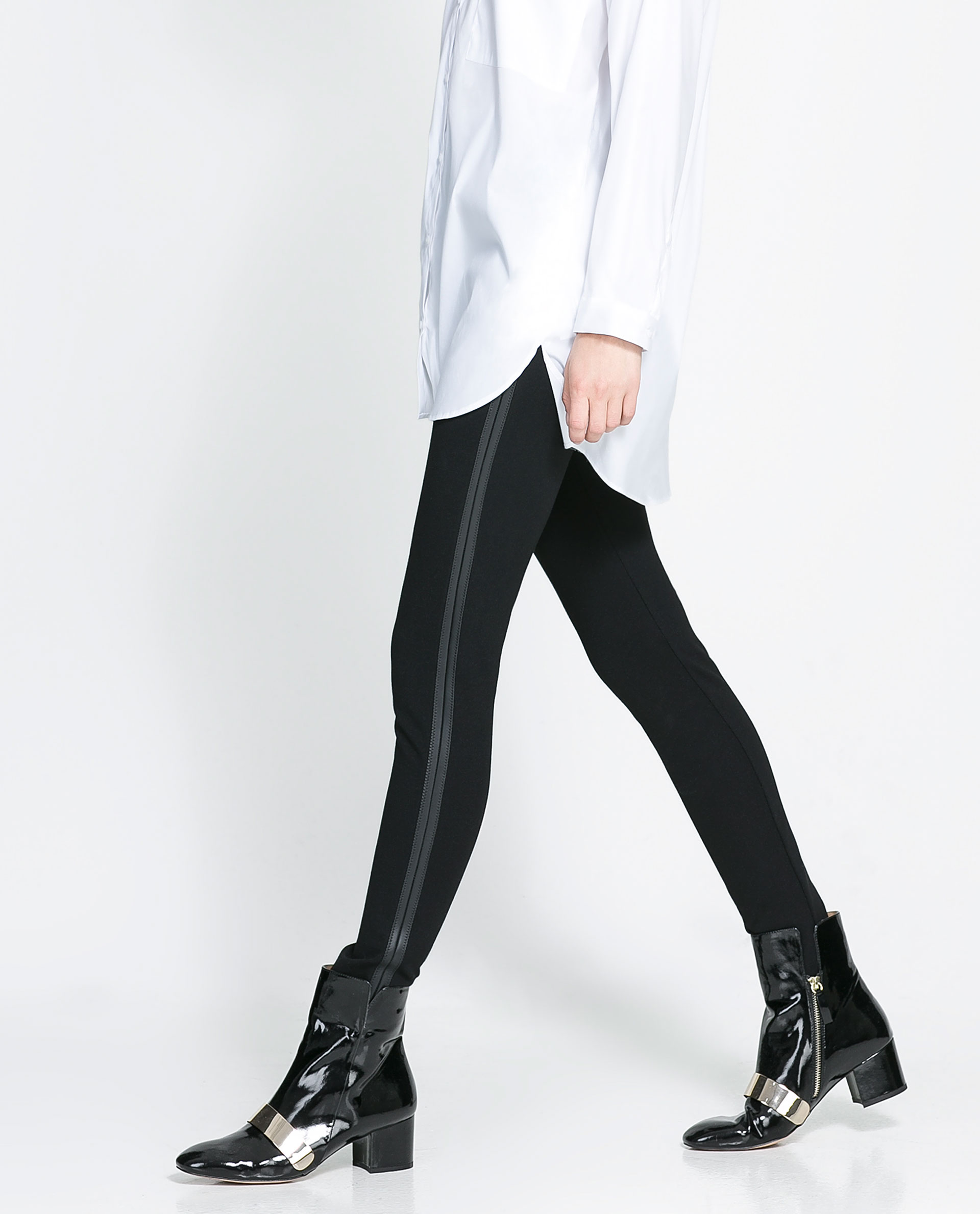 Creative Women39s Faux Leather Pants Women39s Black Leather Pants Women39s Le