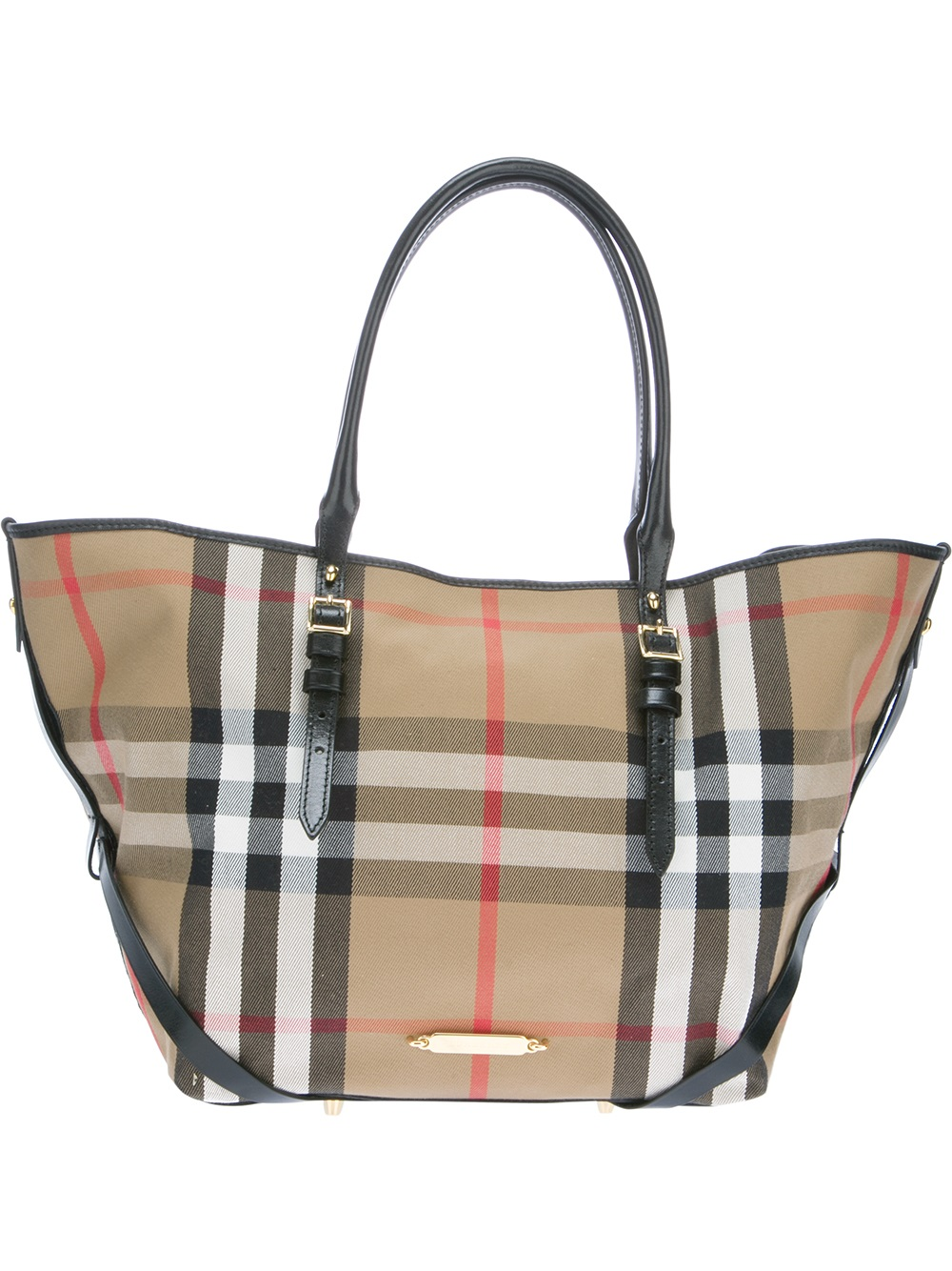 41ccf0abe6f5 Lyst - Burberry Salisbury Tote in Brown