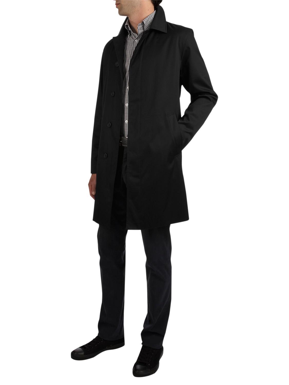 Aquascutum Broadgate Jacket in Black for Men