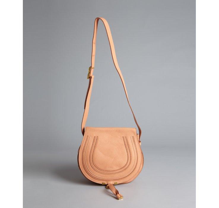 chloe replica - drew small bag in grained lambskin