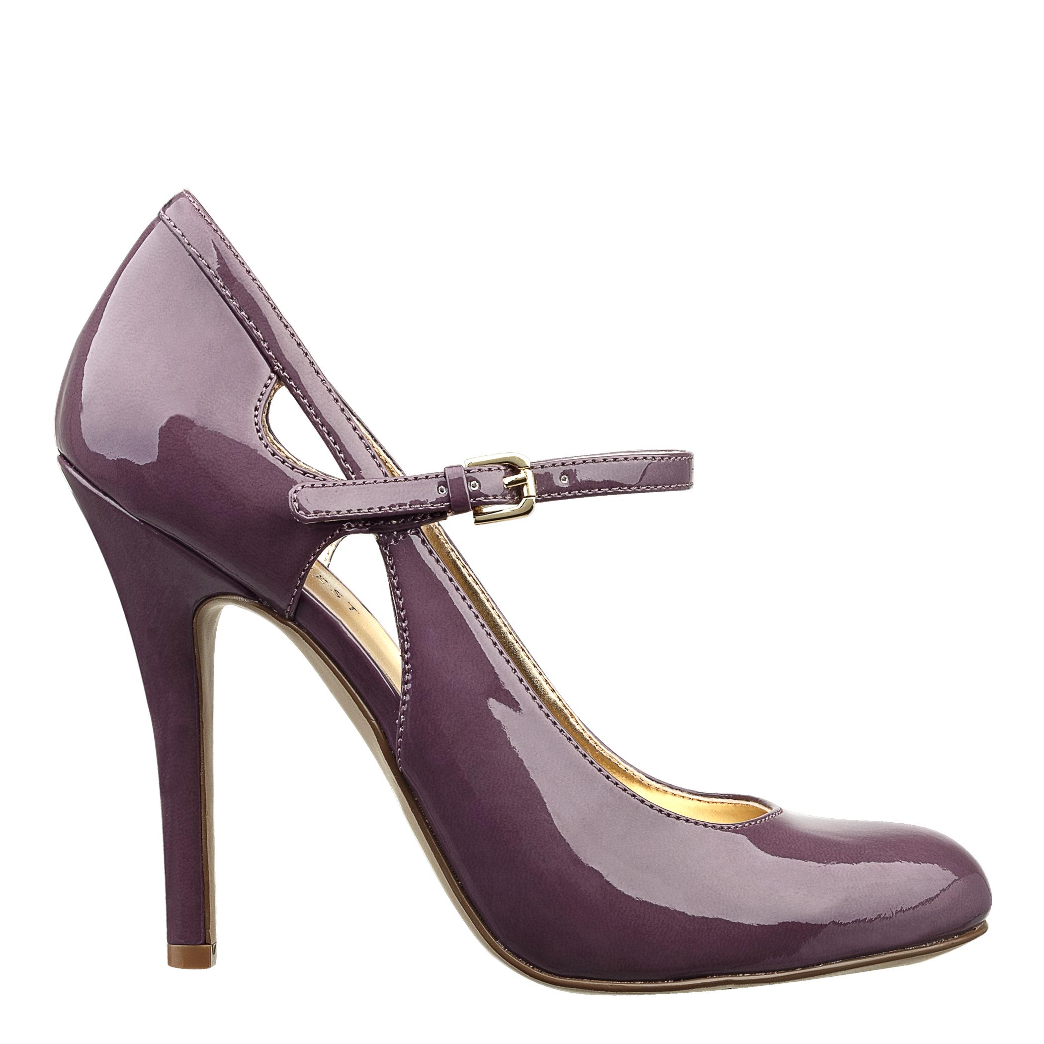 Nine west Moodyblue Mary Jane Pump in Purple | Lyst