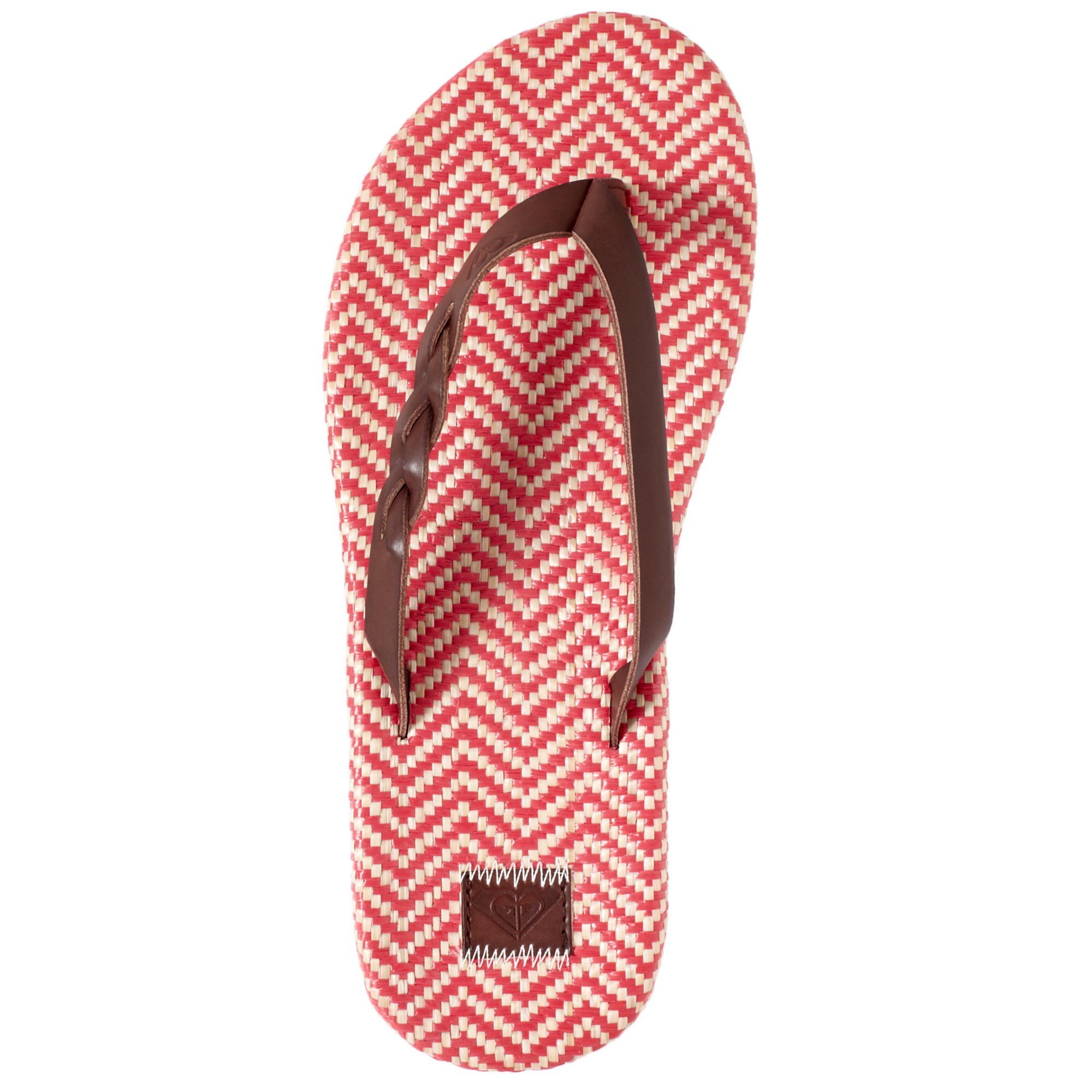 Roxy Kalani Flip Flops In Black Brown - Lyst-3601