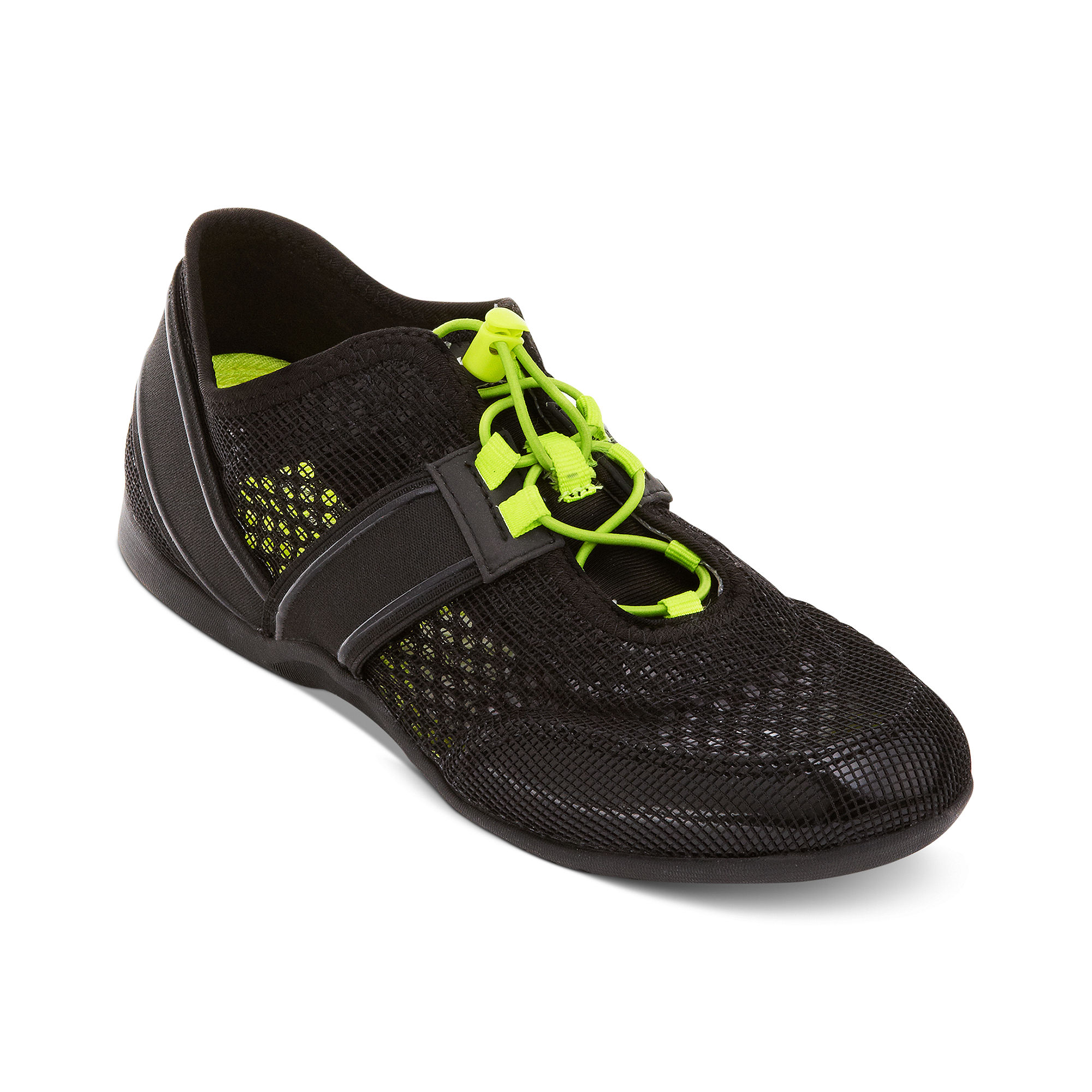 dkny element fashion athletic sneakers in black lyst
