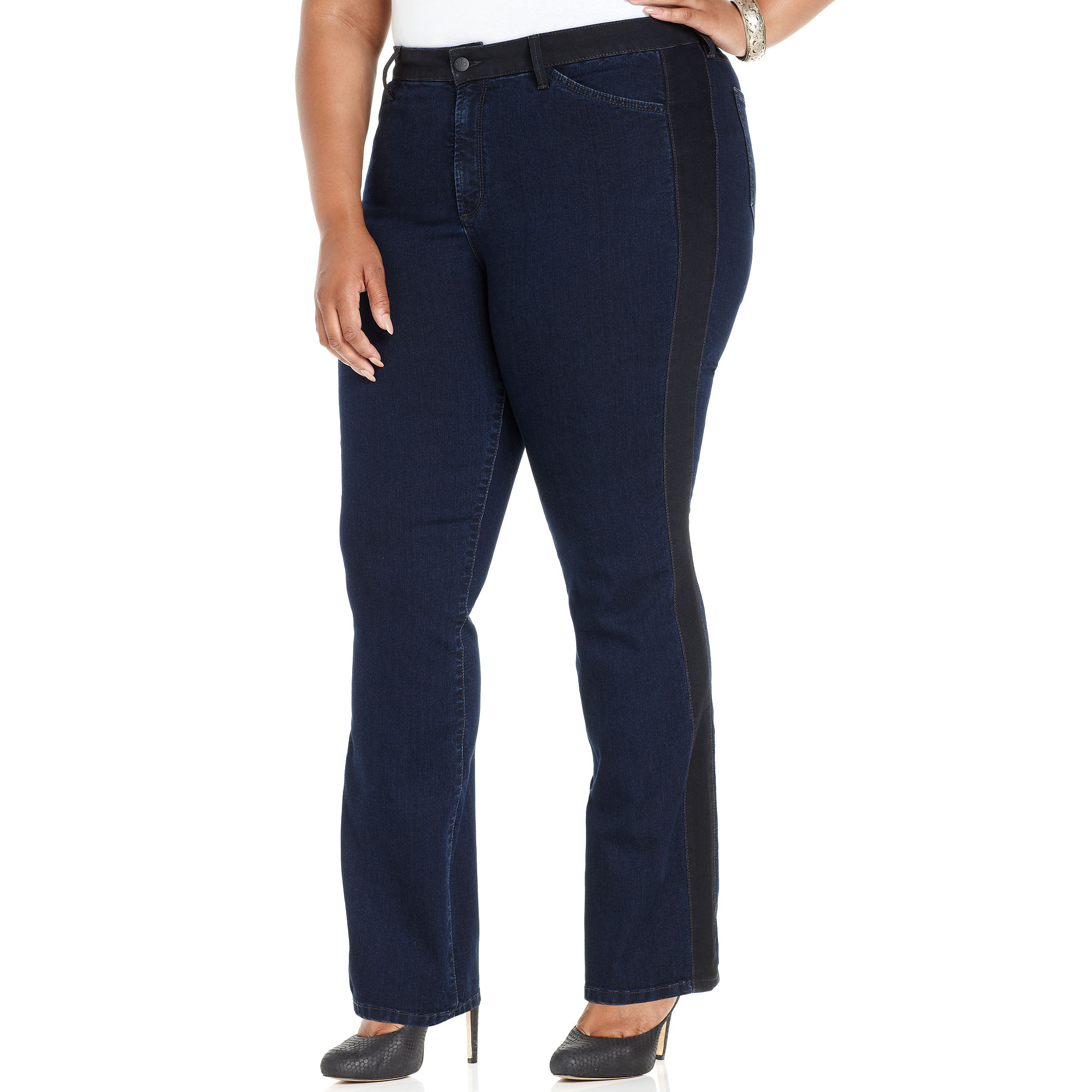 Not your daughter's jeans Plus Size Jeans Meryl Straight-leg ...