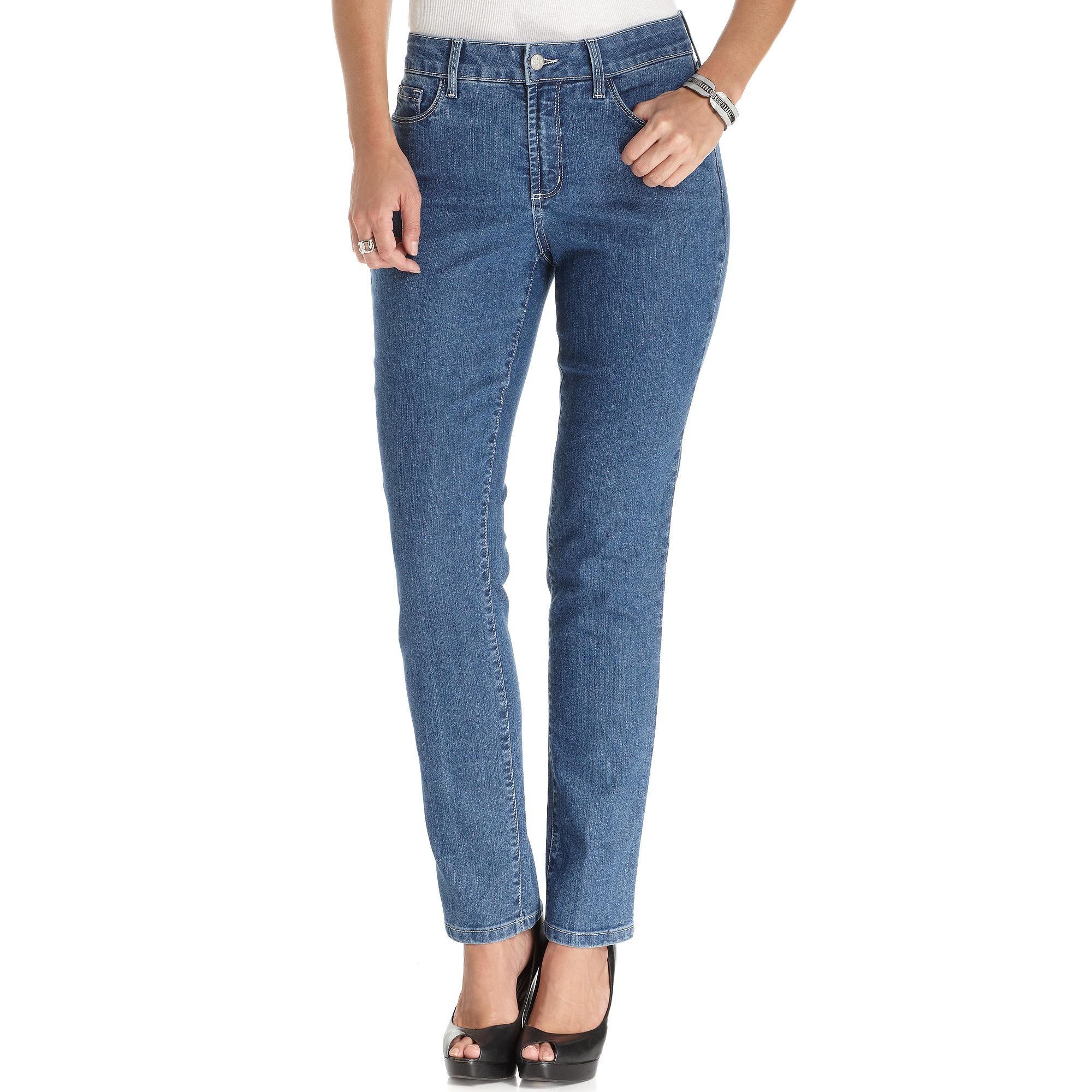 lyst not your daughter 39 s jeans nydj jeans sherri. Black Bedroom Furniture Sets. Home Design Ideas