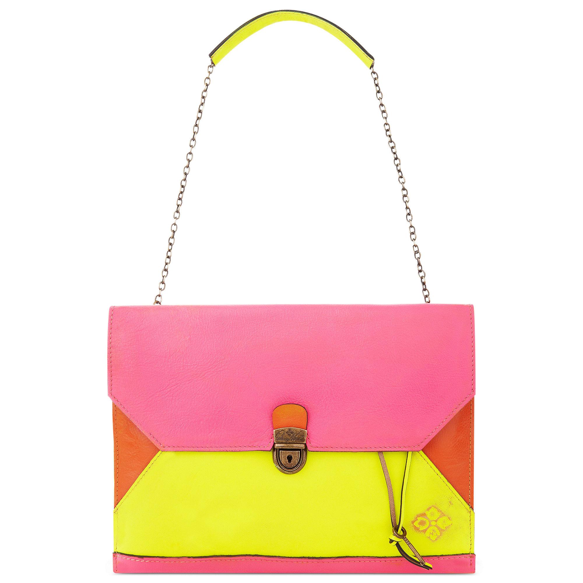 Lyst - Patricia nash Vago Shoulder Bag