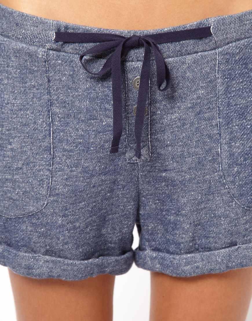 Lyst Princesse Tam Tam Dream Shorts In Blue