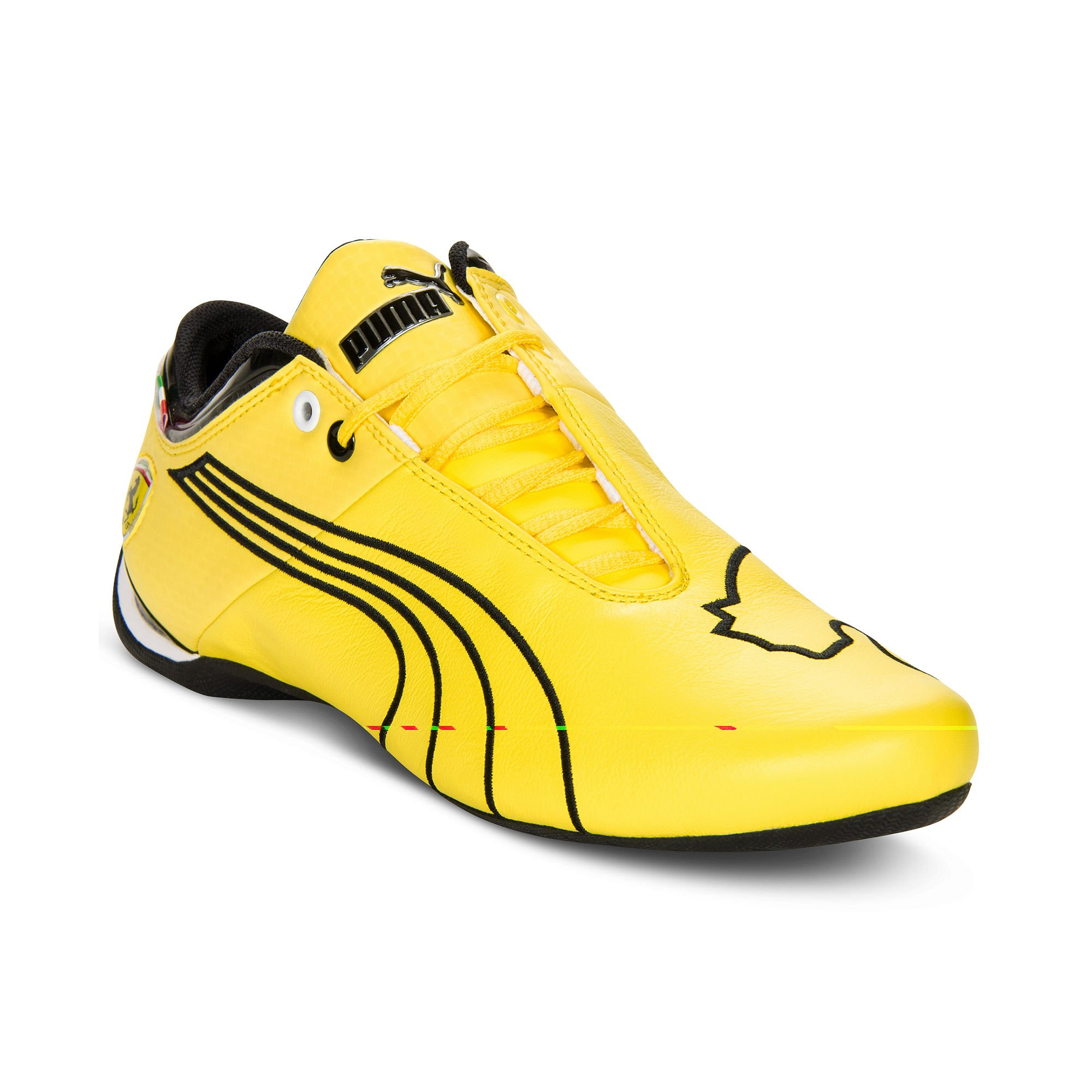 9591bea7e64 ... gt ferrari whitepuma flatspuma racing shoesoutlet 38b5e b3283   inexpensive lyst puma future cat m1 big sf nm sneakers in yellow for men  f05a2 640fd