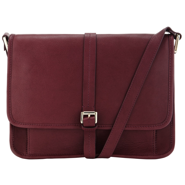 Somerset by Alice Temperley Bryony Crossbody Handbag in Red