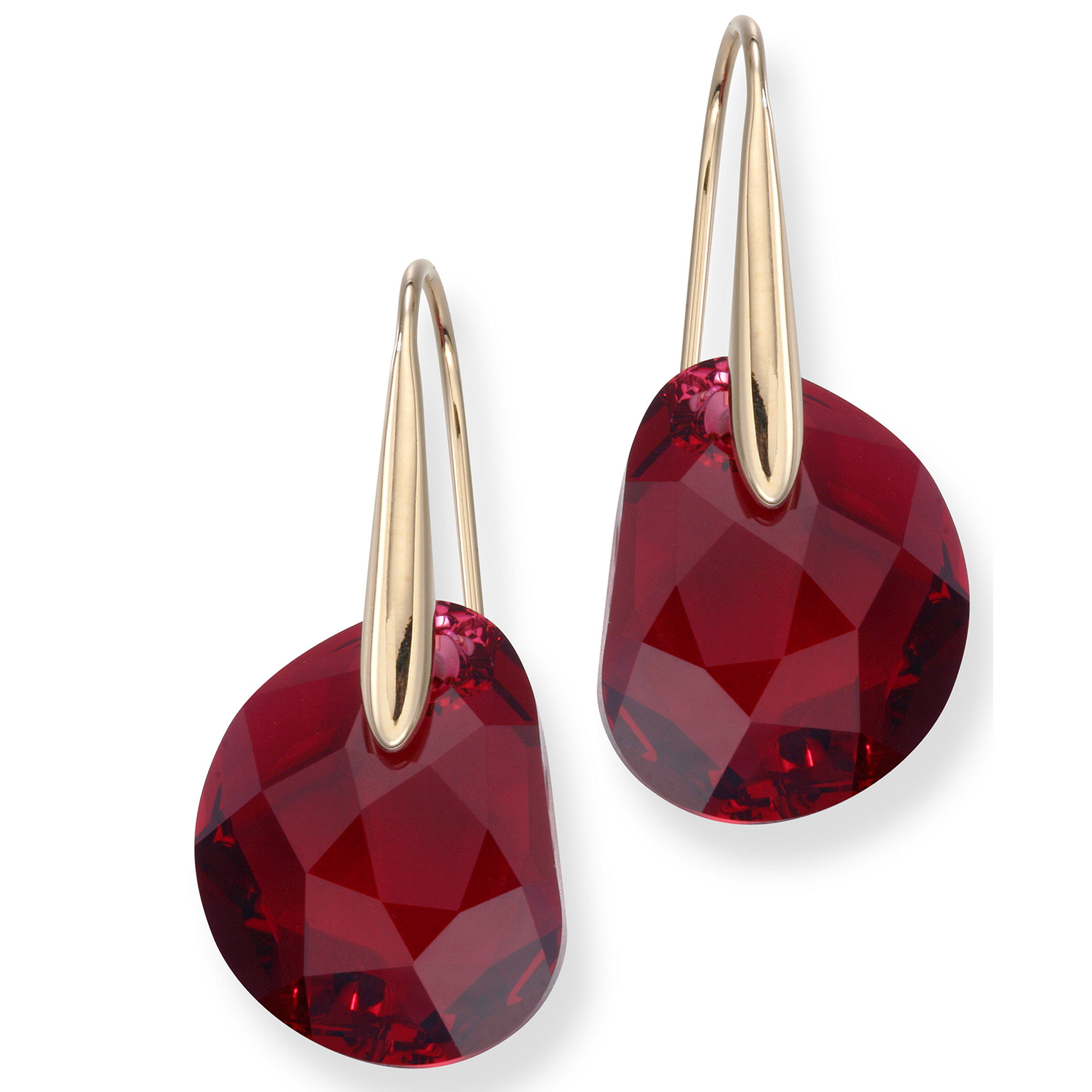 ccea325bc Swarovski Bordeaux Galet in Red - Lyst