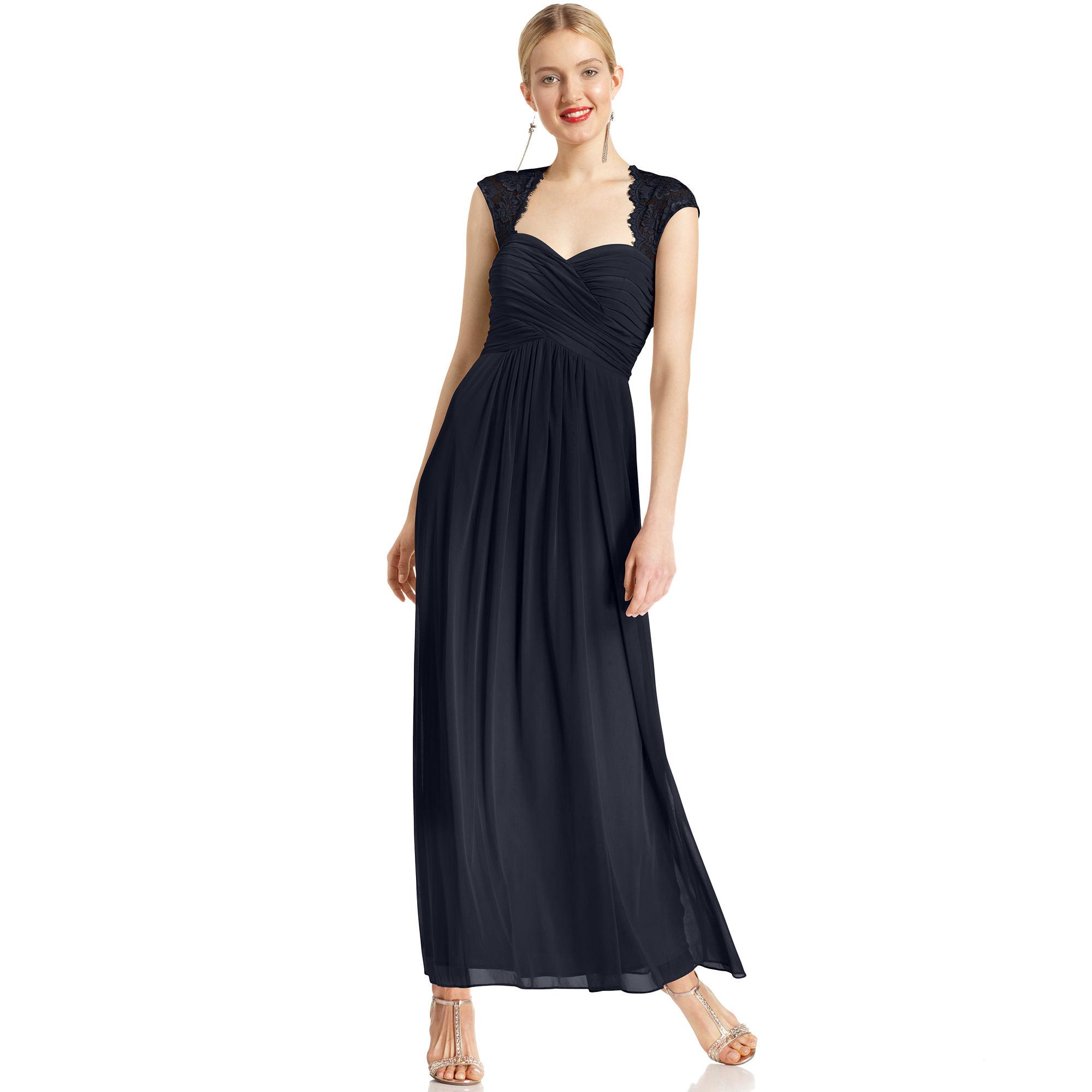 Xscape Lace Dress – fashion dresses