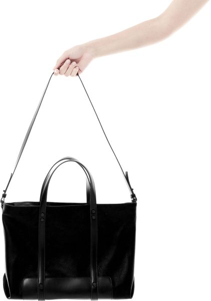 Shopper Bag Zara Zara Basic Shopper Bag in
