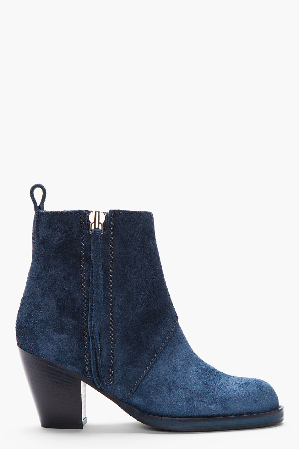 Pistol Heel Shoes