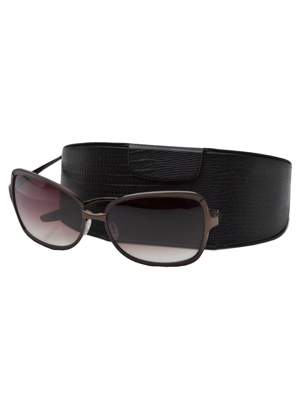 Barton Perreira Serene Sunglasses in Brown