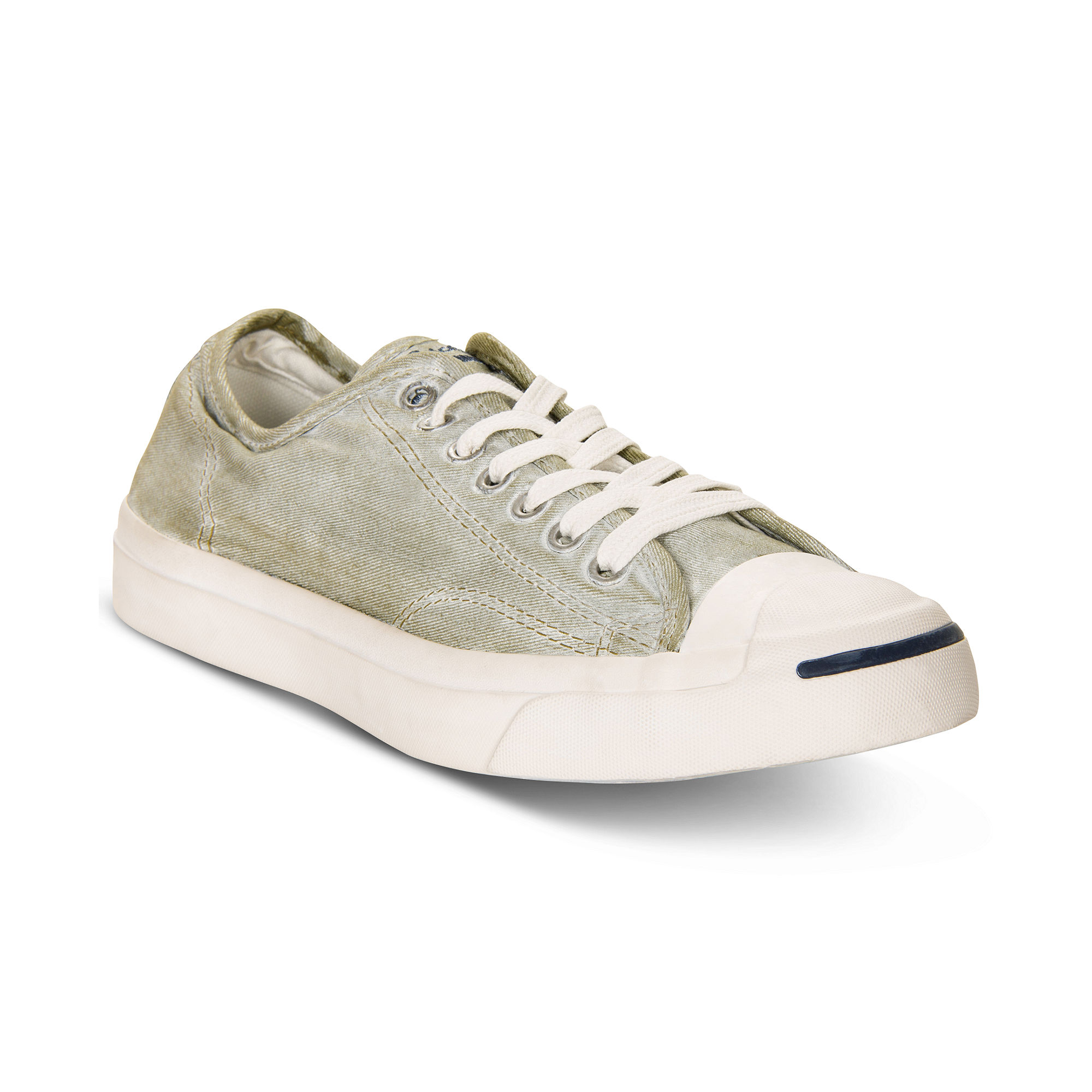 d942a32321c Lyst - Converse Indigo Wash Sneakers in Green for Men
